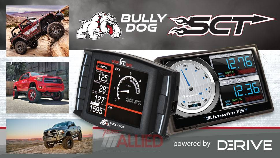 Team Allied Bully Dog Rebate Save