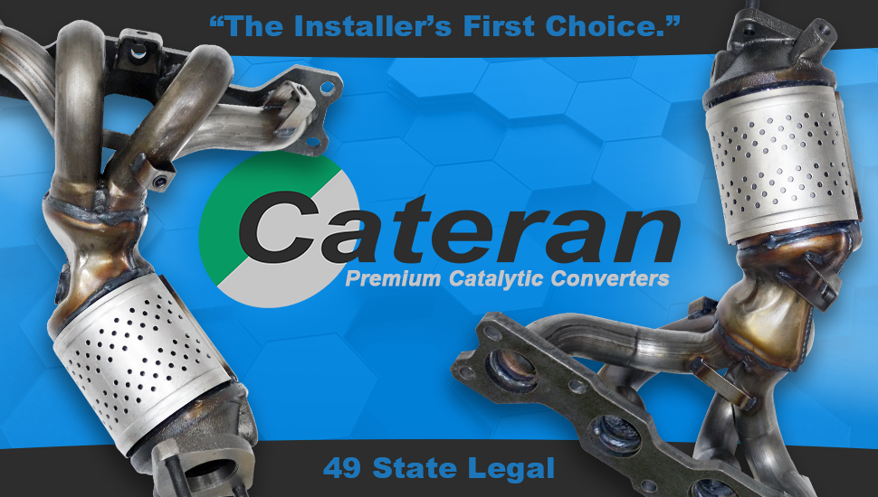 Cateran Premium Catalytic Converters