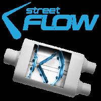 Street Flow Mufflers