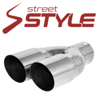 Street Style Exhaust Tips