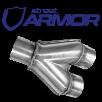 Street Armor Exhaust Hardware